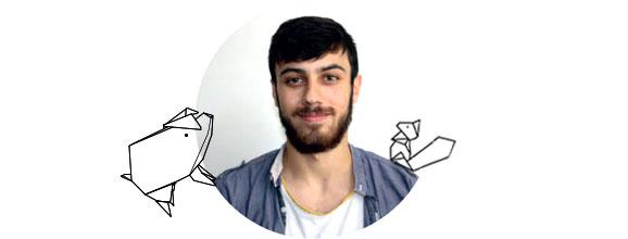 Raphaël, Co-fondateur d'Aujourd'hui Demain