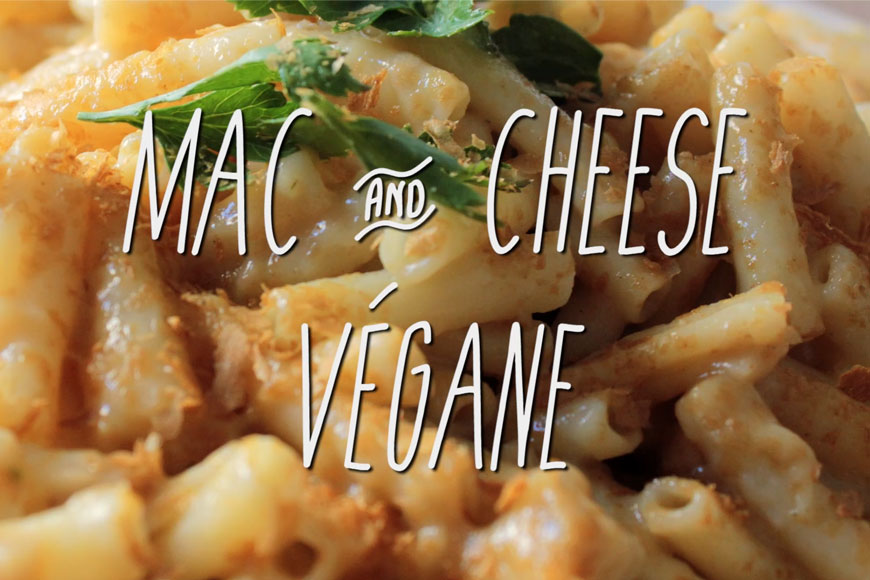Mac and Cheese - Végane