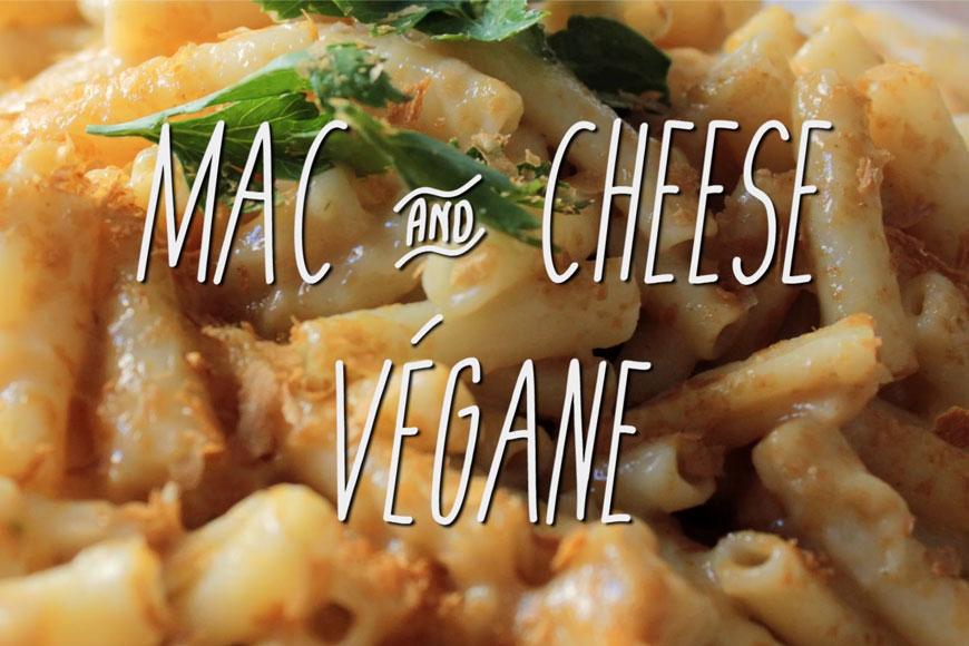 Mac and Cheese - Végane