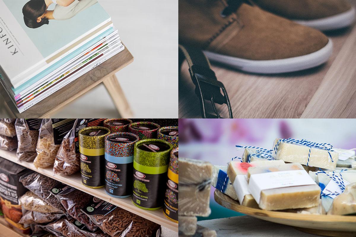 Exemples de produits véganes - Aujourd'hui Demain