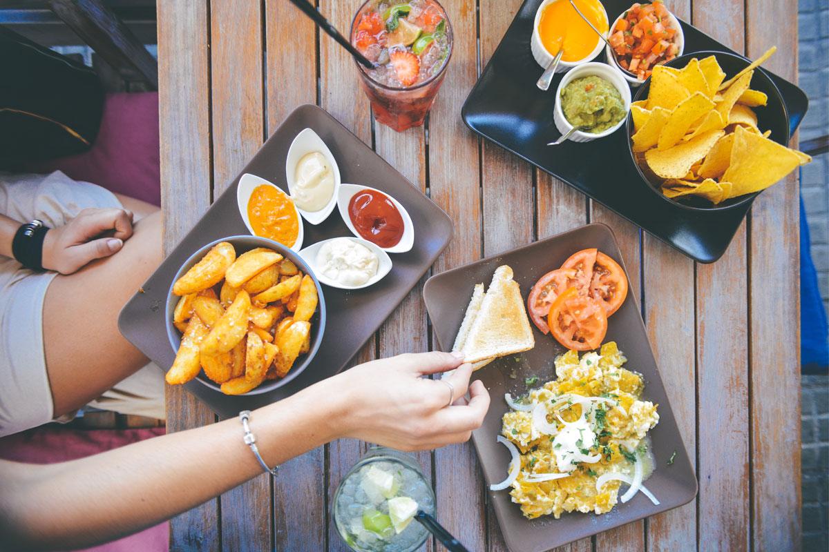 Exemple de repas snack végane - Aujourd'hui Demain